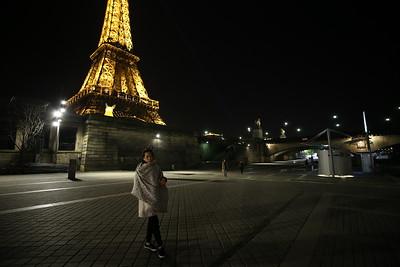 Paris April 2019