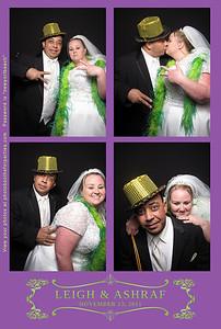 Leigh and Ashraf's Wedding