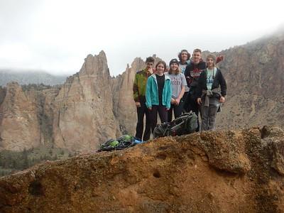 US Climbing Trip to Smith Rocks 4-1 to 4-5-19