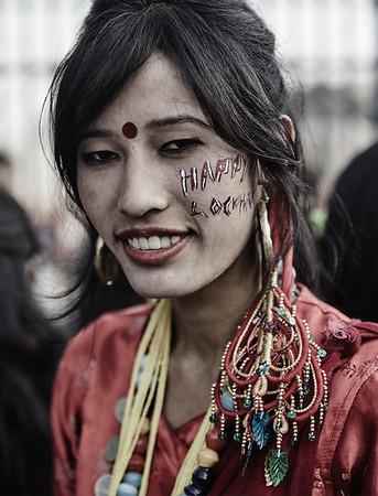 Smiles of Nepal