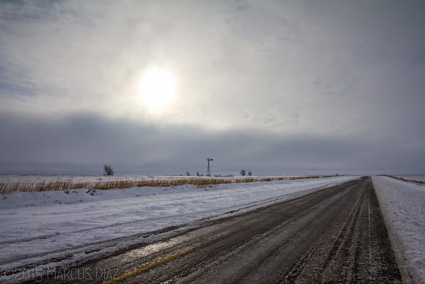 January 22, 2015 Amarillo Snowstorm