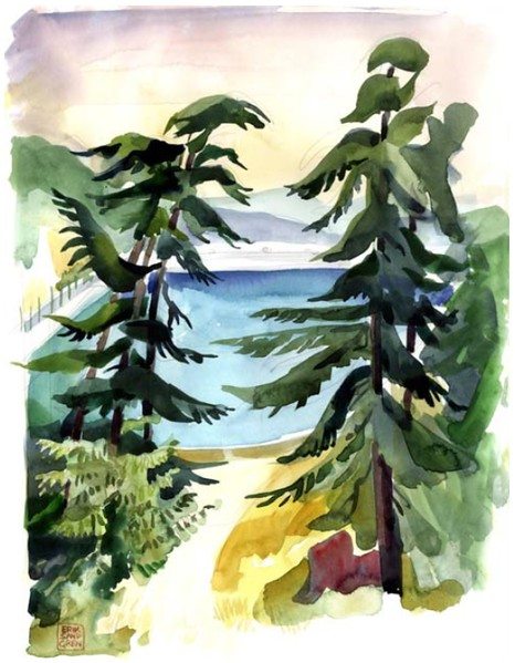 2006, Reservoir Water Color