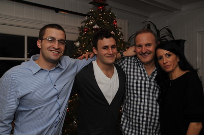 12-24-2010 Corzine Christmas Eve Dinner