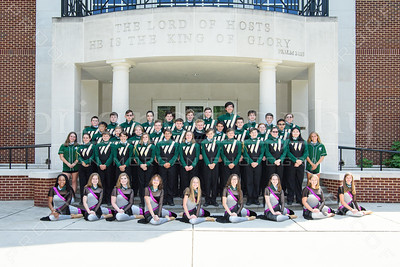 2020-21 Marching Wolves and Color Guard