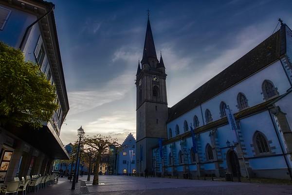 Kirche Radolfzell 14.11.2019