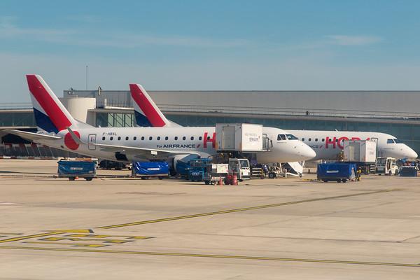 F-HBXL - Embraer 170
