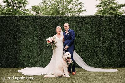Chancey + Zach Wedding