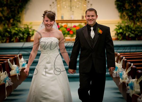 Chris and Megan 2010