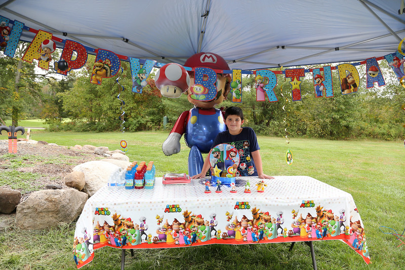10-8-16 Jack's 9th Birthday Party