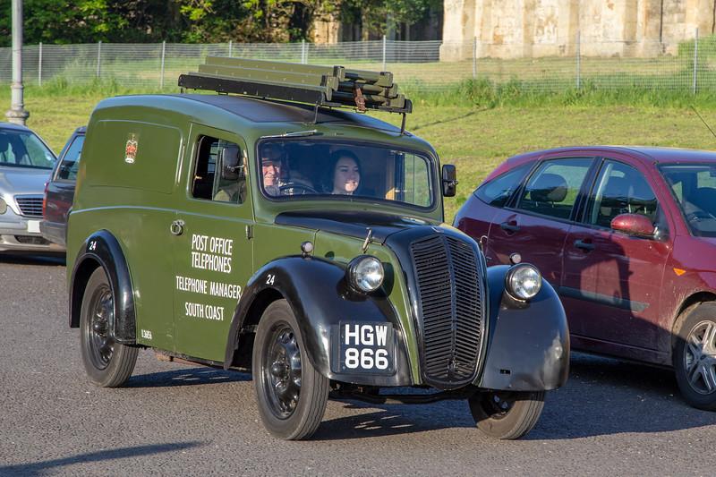 HGW866 1946 Morris Z type