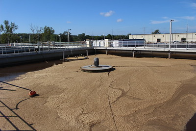 10/3/2018 Wastewater Treatment Plant Grand Opening