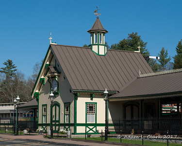 Grafton County NH Train Depots
