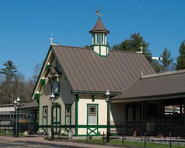 Grafton County NH Train Depots