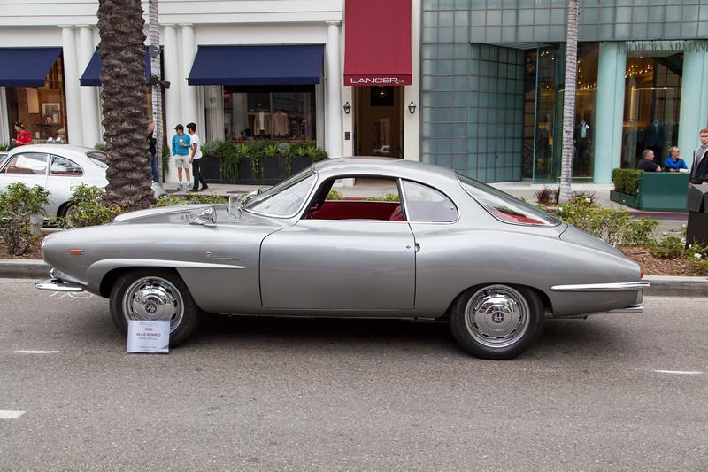 1965 Alfa Romeo Sprint Speciale