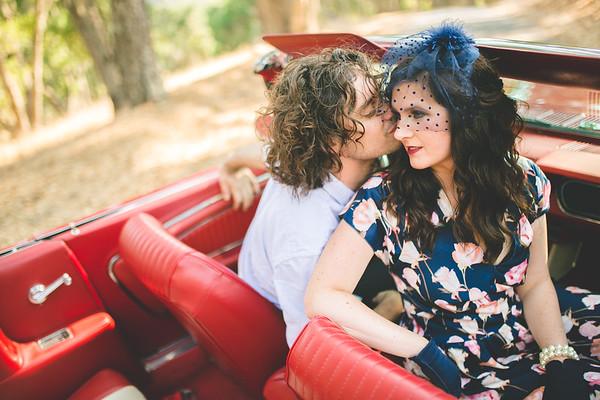 Nicole & Mark (Engagement Shoot)