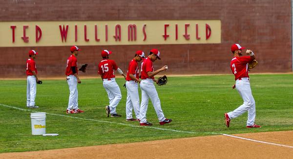 Hoover Baseball 5/16/16