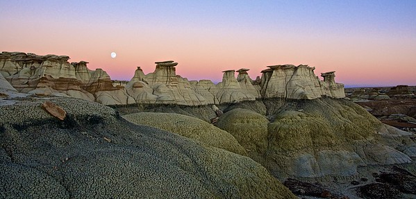 Bisti Badlands Full Moon Outing