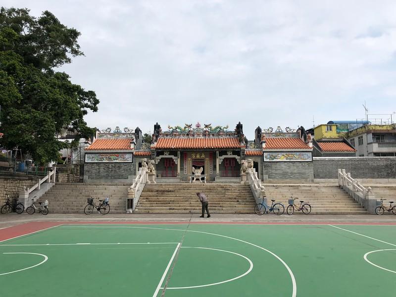 Pak Tai Temple at Cheung Chau