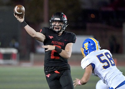 Football: Monte Vista edges Foothill thanks to Oliphant's eye-catching returns