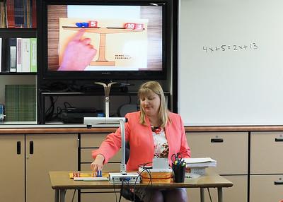 150526 LISA WILSON'S CLASS - ARROYO SECO - TEACHER OF THE YEAR 2015