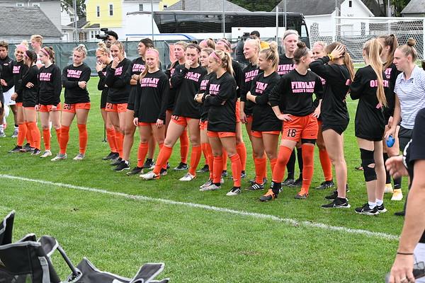 2021-10-09 UF Women's Soccer vs Walsh