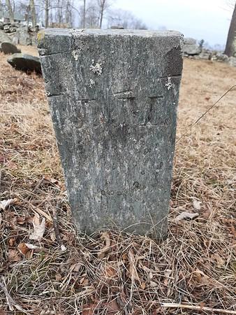 John Maxfield Grave