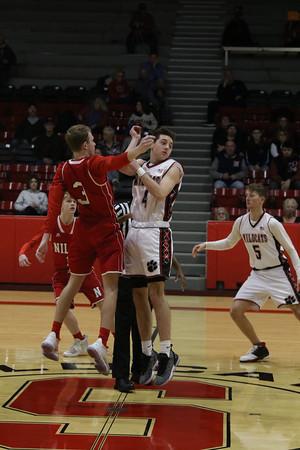 Struthers vs Niles Boys Basketball 2-11-20