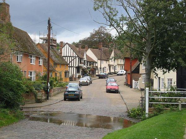 England Oct 2004
