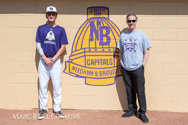 Broughton varsity baseball vs Sanderson. April 24, 2019. 750_0195
