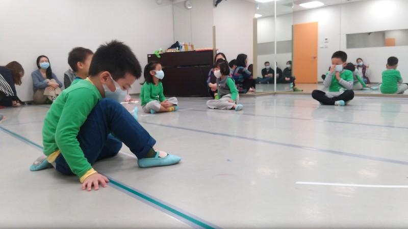 20201216 雲門舞蹈教室家長日