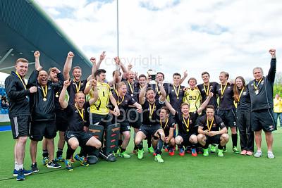 EuroHockey Club Champions Trophy Day 4