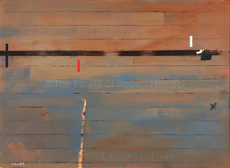 Floormarks #19 (1992)