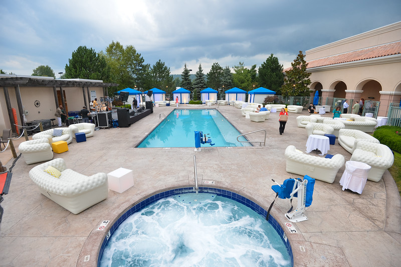 VIP Pool Party