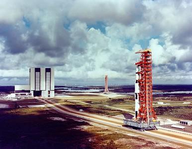 Saturn V Rollouts