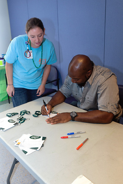 Bryan Thomas at Childrens Hospital