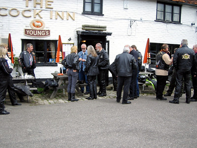 Whitstable Oyster Run, 20 May