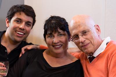 Nancy, Max and Paul
