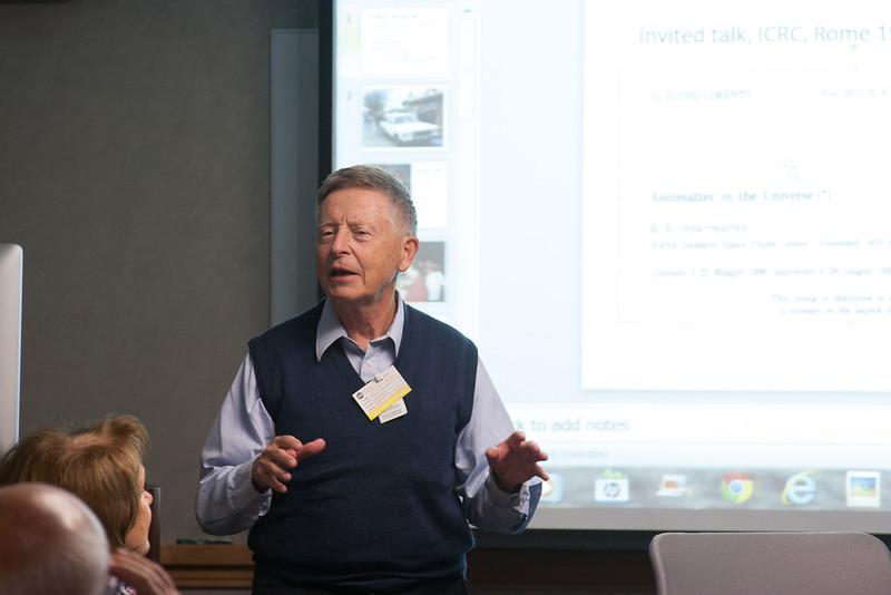Per Carlson -- Symposium in Honor of Bob Streitmatter, NASA/Goddard Space Flight Center, April 30, 2014
