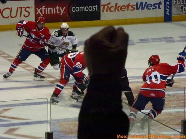 Spokane Chiefs Hockey vs Everett Silvertips