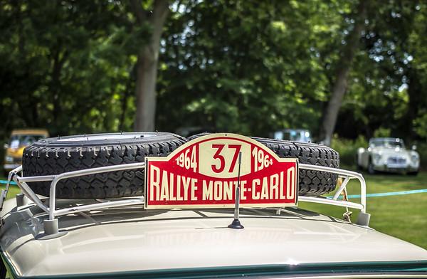 Michelham Priory Classic Car Show
