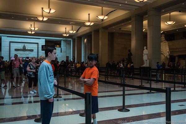 ASCS - 2017 : DC Field Trip