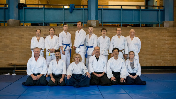 Aikido - Visiting Experts