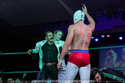 Lucha Fantastica - Exotica Battle 23.08.2019