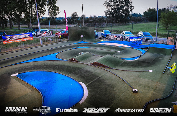 2021 French 1/10th off-road nationals: MRCF