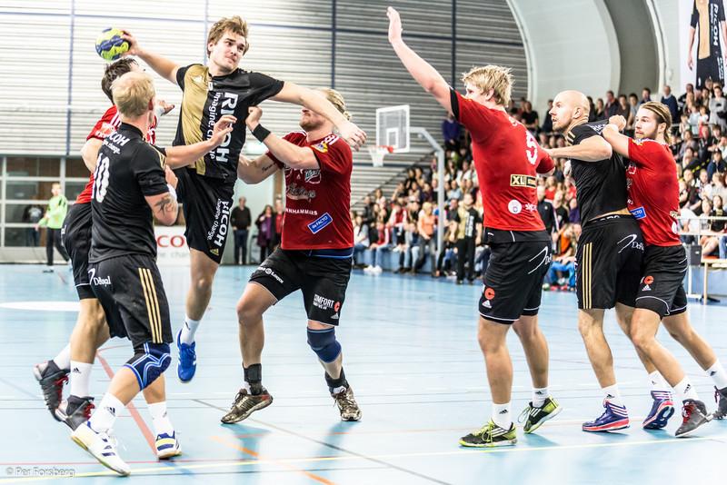 Ricoh HK vs Skånela IF