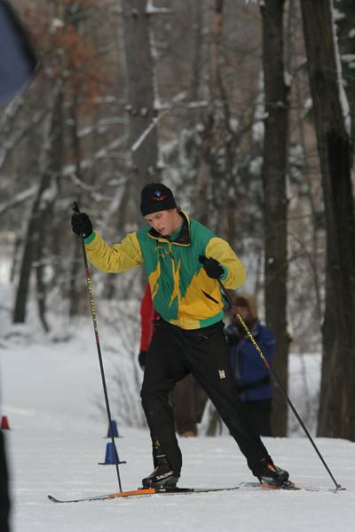 2007/08 Ashwaubenon Nordic Ski Team