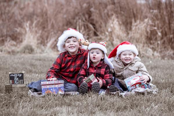 McCreedy Family Winter 2019