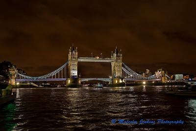 London New Year 2012
