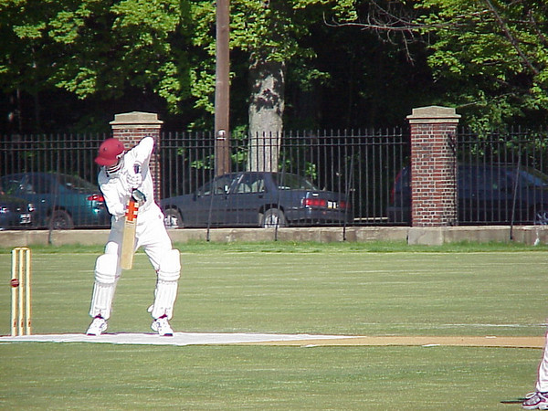 2001 Philadelphia International Cricket Festival