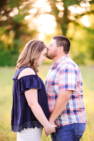 Candace Ford and Adam Engagement 2017